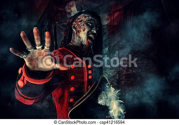 ファンタジー, 海賊 - csp41216594