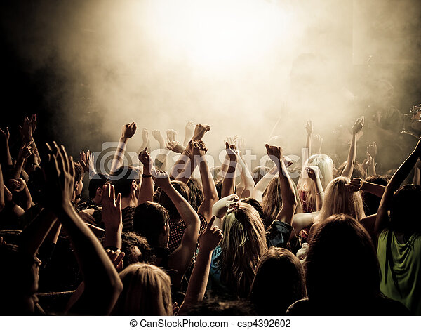ファン, 音楽 - csp4392602