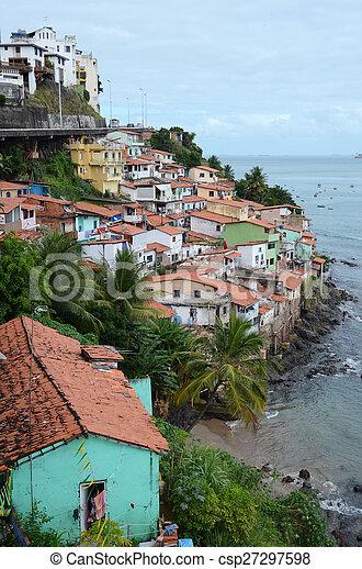 ブラジル, bahia, サルバドール, da - csp27297598