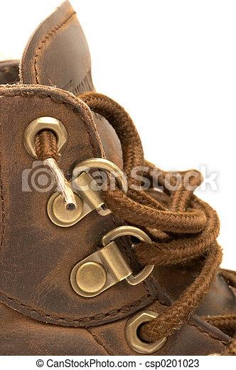 ブーツ, 細部 - csp0201023