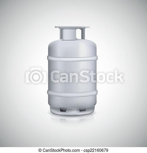 プロパン, balloon, ガス - csp22160679