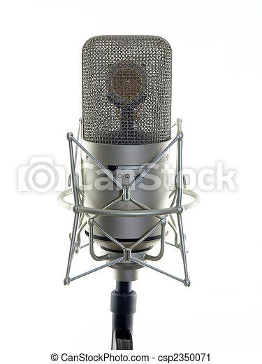 プロ, オーディオ, スタジオ, mic - csp2350071