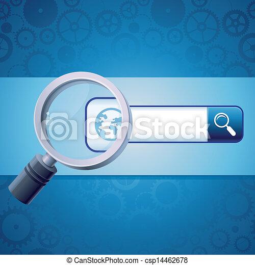 ベクトル, 捜索しなさい, 概念 - csp14462678