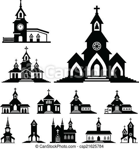 ベクトル, 教会 - csp21625784