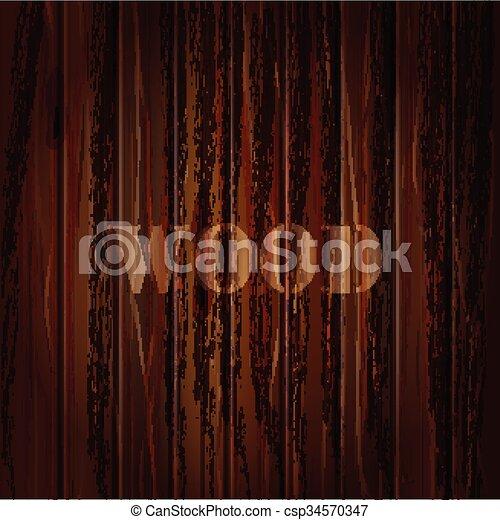 ベクトル, 木, text., texture., 背景 - csp34570347
