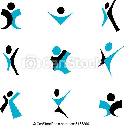 ベクトル 比喩 手を伸ばす 抽象的 腕 イラスト 個人 Logo