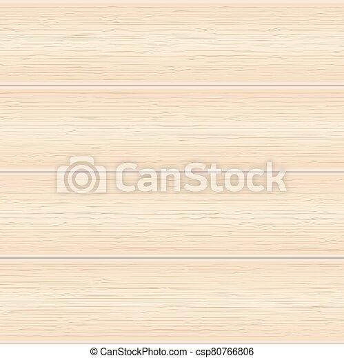 ベクトル, 背景, 手ざわり, 木 - csp80766806
