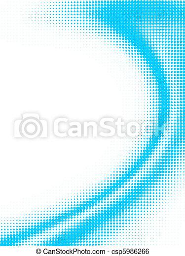 ベクトル, 背景, 抽象的 - csp5986266