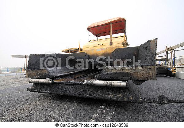 ペーバー, 舗装 - csp12643539