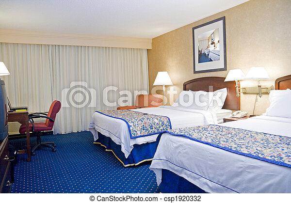 ホテルの部屋 - csp1920332