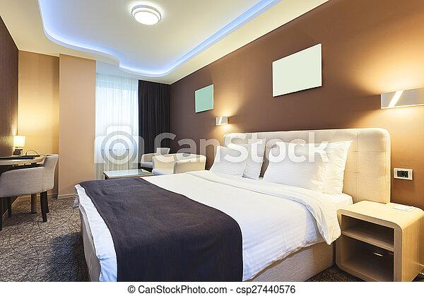 ホテルの部屋 - csp27440576