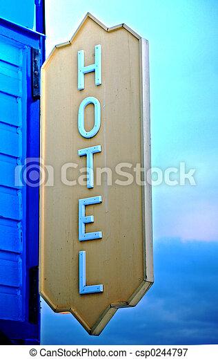 ホテル - csp0244797