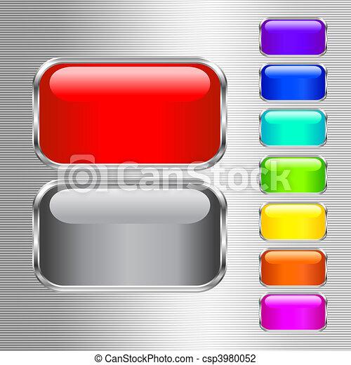 ボタン - csp3980052