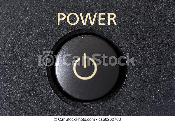 ボタン, 力 - csp0262708