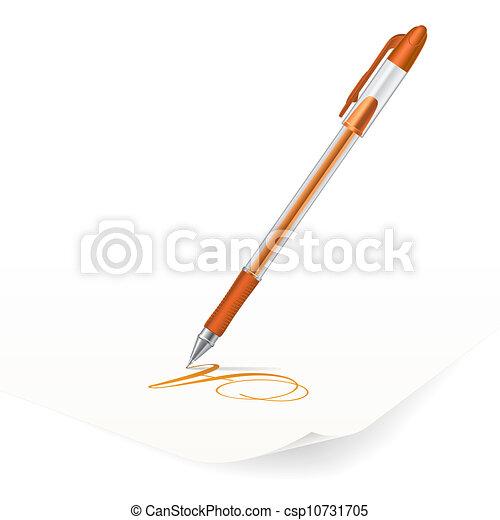 ボールペン - csp10731705
