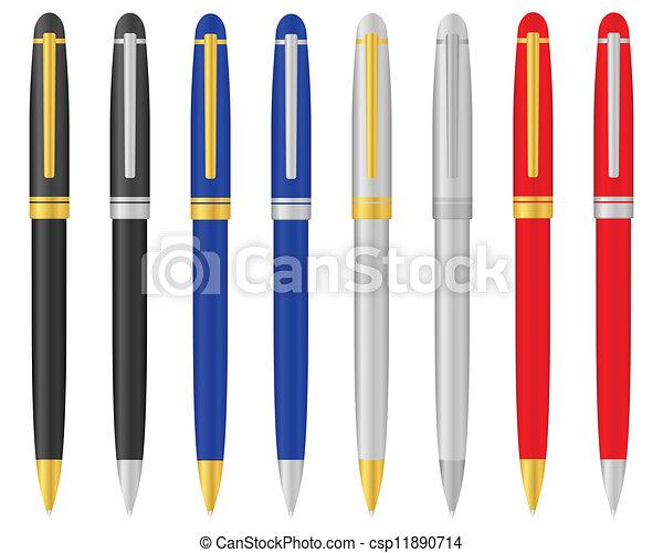 ボールペン - csp11890714