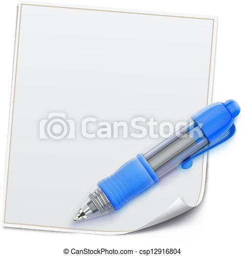 ボールペン - csp12916804