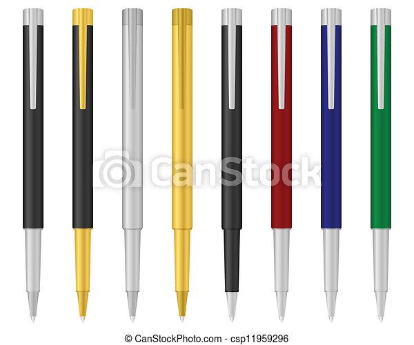ボールペン - csp11959296