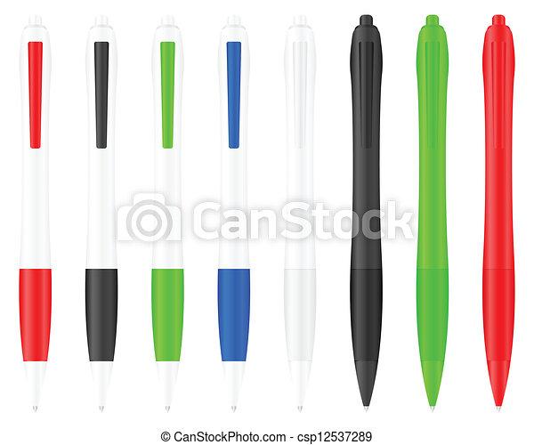 ボールペン - csp12537289