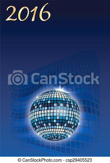 ボール, きらめき - csp29405523
