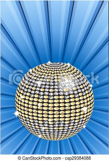 ボール, きらめき - csp29384088