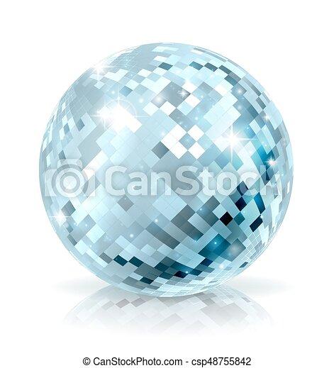 ボール, きらめき - csp48755842