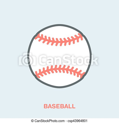 ボール 野球 印 競争 装置 ベクトル イラスト ソフトボール 線