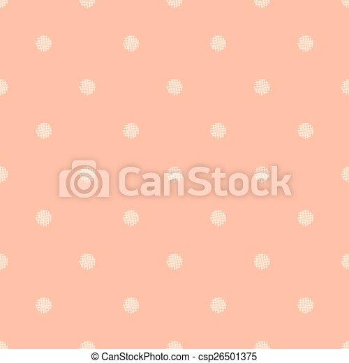 ポルカ, seamless, 点, spattern - csp26501375