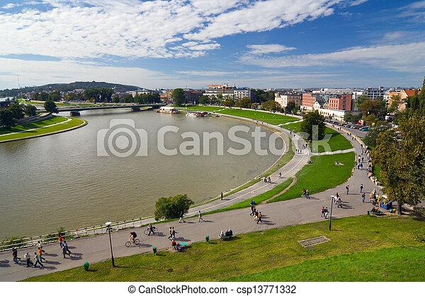 ポーランド, krakow - csp13771332
