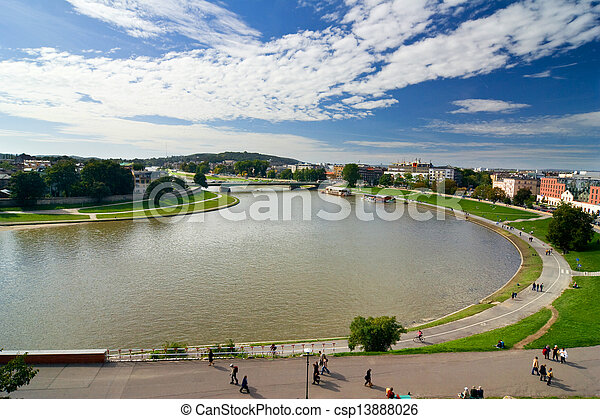 ポーランド, krakow - csp13888026