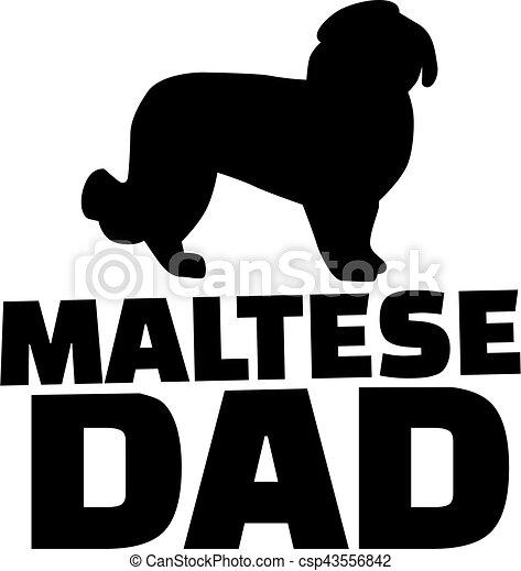 マルタ人 お父さん 犬