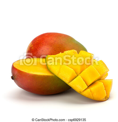 マンゴー, フルーツ - csp6929135