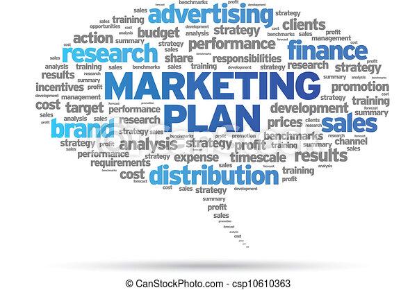 マーケティング計画 - csp10610363