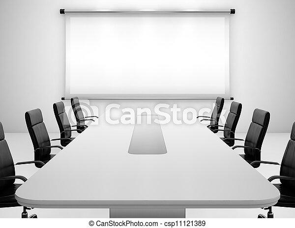 ミーティング部屋 - csp11121389