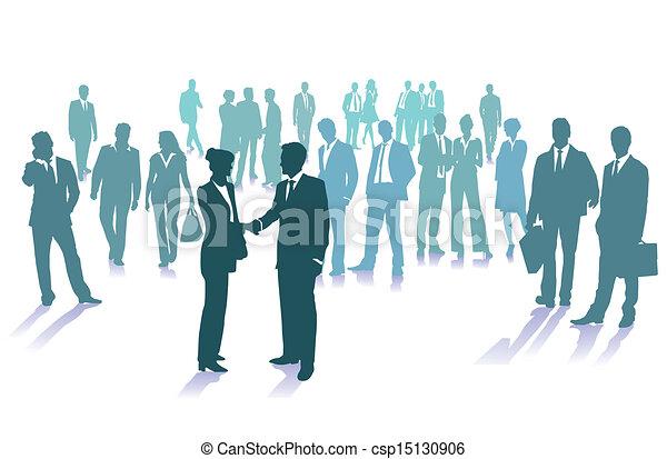 ミーティング, ビジネス - csp15130906