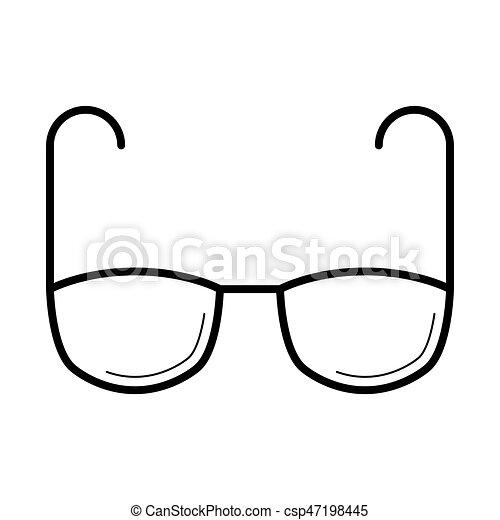 メガネ 訂正 イラスト ベクトル アイコン ビジョン メガネ 芸術