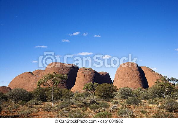 ランドマーク, オーストラリア人 - csp1604982