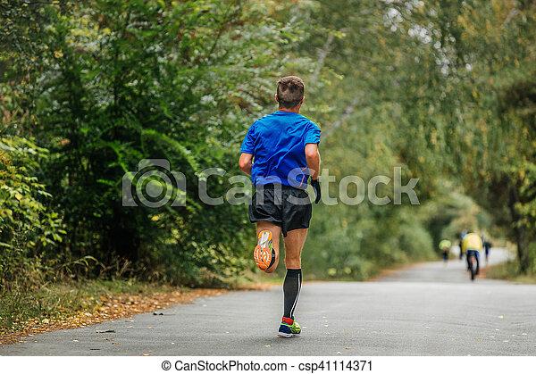 ランナー, 運動選手, マレ - csp41114371
