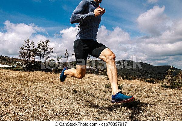 ランナー, 運動選手, マレ - csp70337917
