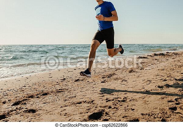 ランナー, 運動選手, 動くこと - csp62622866