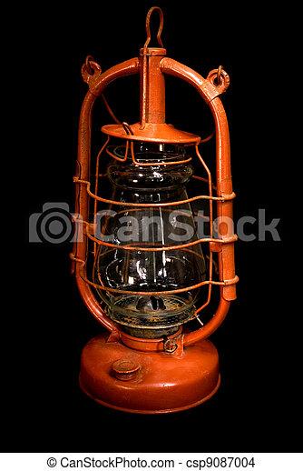 ランプ, オイル - csp9087004