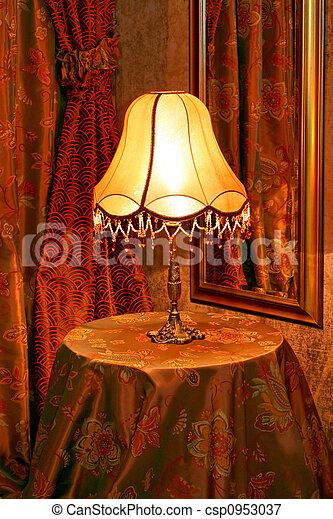 ランプ, 縦 - csp0953037