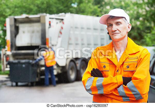 リサイクル, 無駄, ごみ - csp16280097