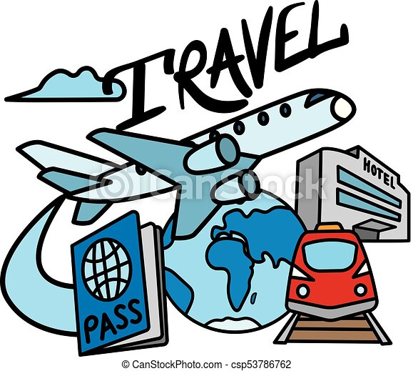 リゾート, 旅行, サービス - csp53786762