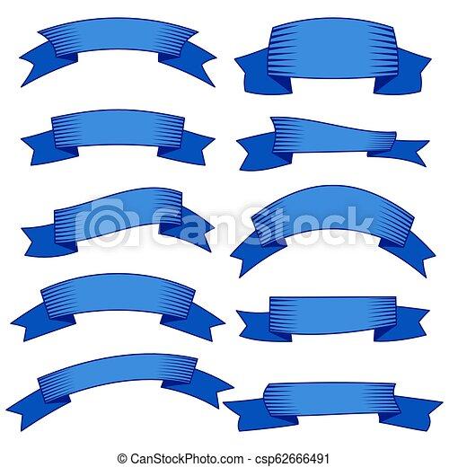 リボン, banners142 - csp62666491