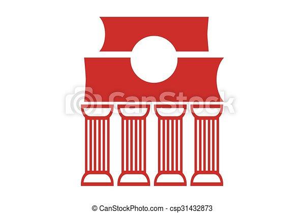 ロゴ, 法律 - csp31432873