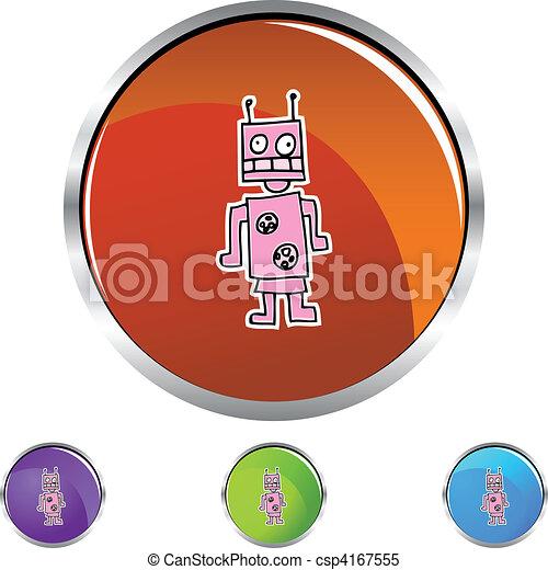 ロボット - csp4167555