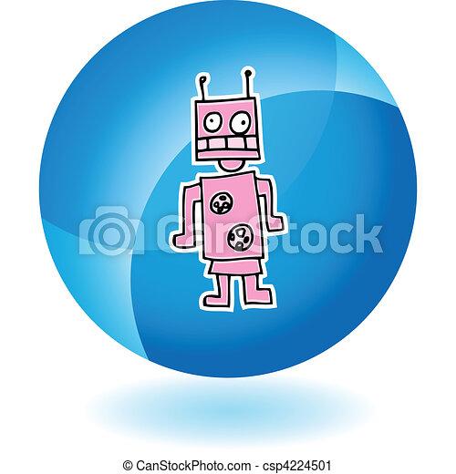 ロボット - csp4224501