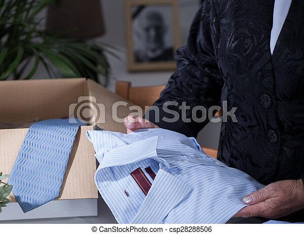ワイシャツ, 記念品 - csp28288506