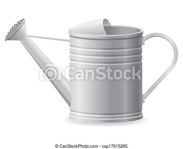 上水, 金屬能, 插圖 - csp17615265